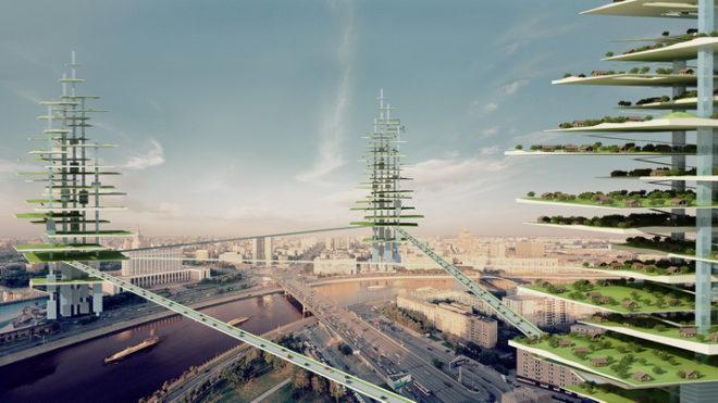 Этапы развития биоклиматической архитектуры