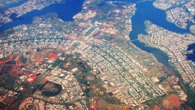 Бразилиа – пример биоклиматического проектирования в масштабе города
