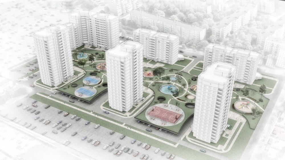 Экологическая реновация городской среды