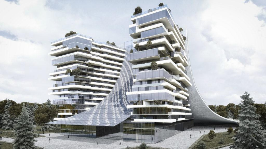 проект зеленого здания