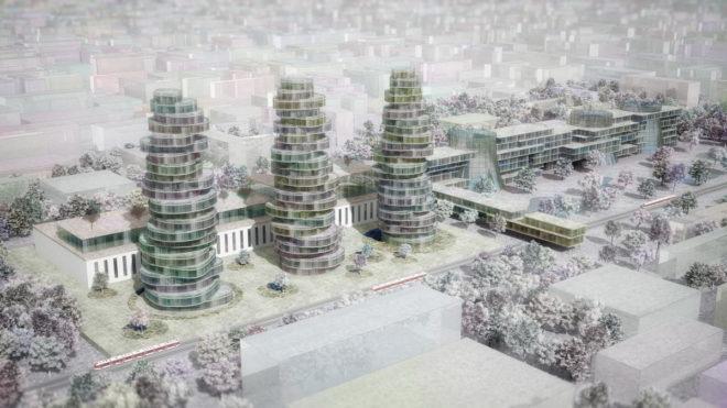 Биоклиматические принципы в архитектуре