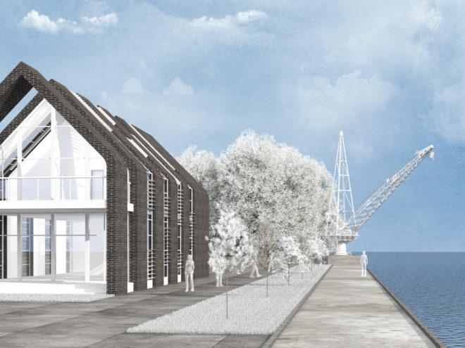 Проект реновации набережной в Баку